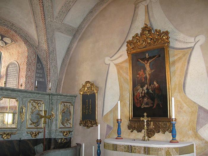 Швеция. Кальмарский замок 35952