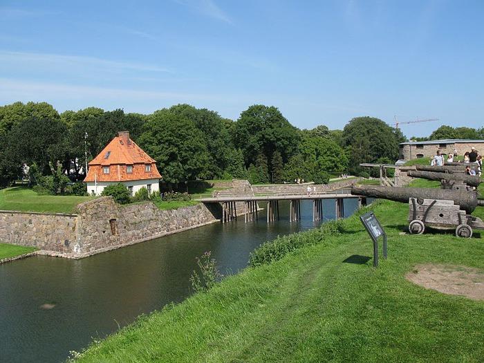 Швеция. Кальмарский замок 92535