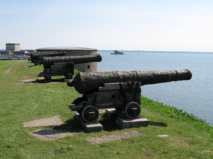 Швеция. Кальмарский замок 38394