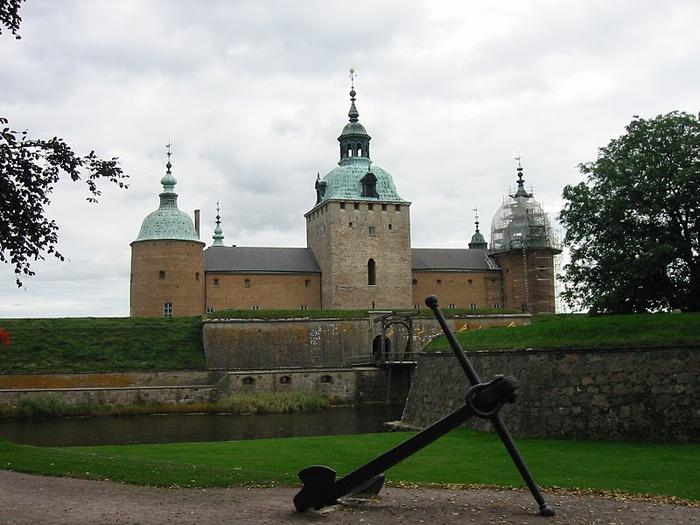 Швеция. Кальмарский замок 87459