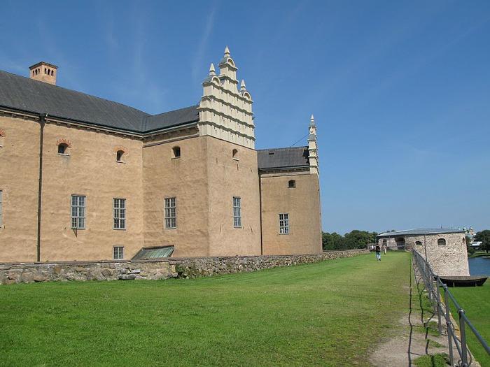 Швеция. Кальмарский замок 27240