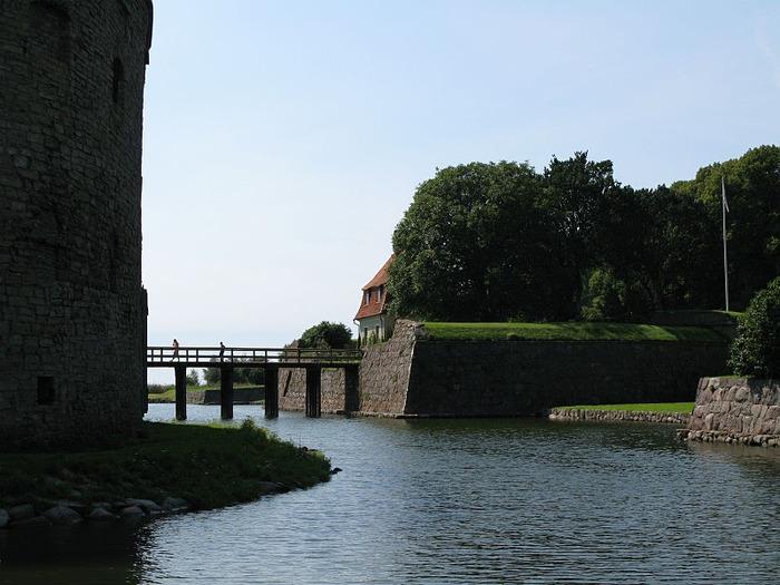 Швеция. Кальмарский замок 31954