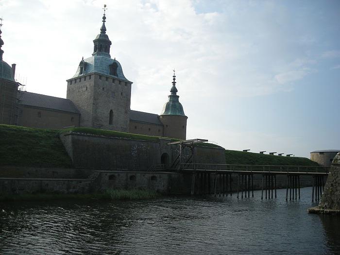 Швеция. Кальмарский замок 86796