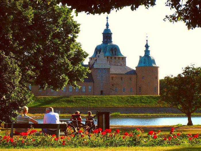 Швеция. Кальмарский замок 29121