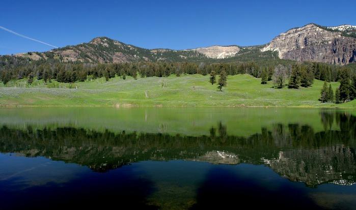Национальный Парк Йеллоустоуна (Yellowstone National Park) 94806