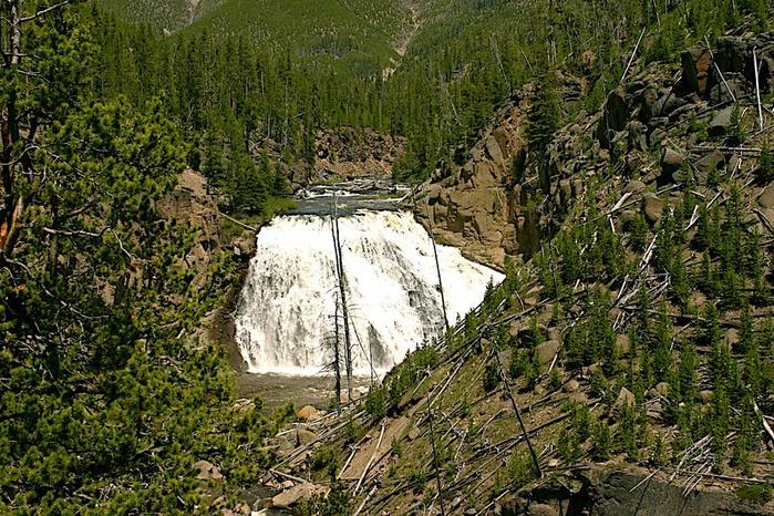 Национальный Парк Йеллоустоуна (Yellowstone National Park) 65930
