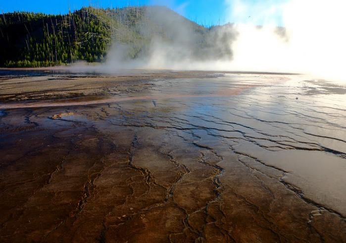 Национальный Парк Йеллоустоуна (Yellowstone National Park) 34101