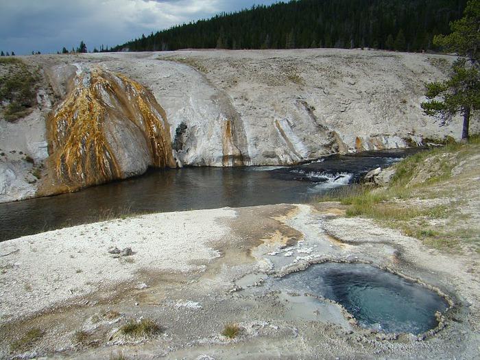 Национальный Парк Йеллоустоуна (Yellowstone National Park) 11696