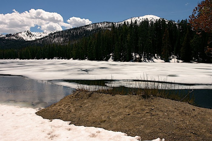 Национальный Парк Йеллоустоуна (Yellowstone National Park) 17885