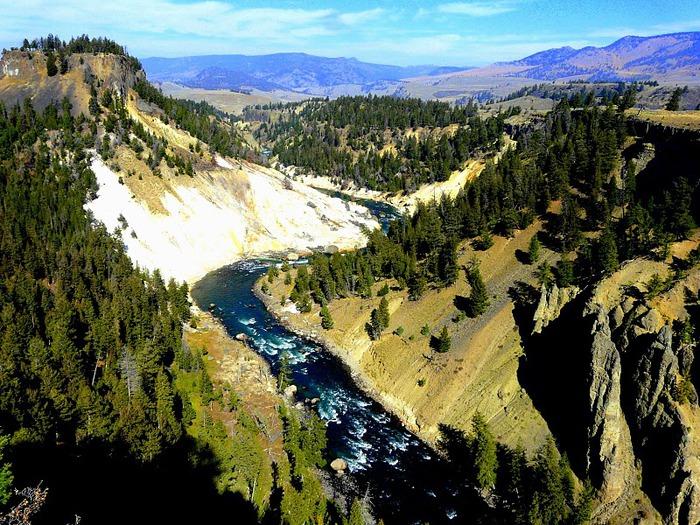 Национальный Парк Йеллоустоуна (Yellowstone National Park) 47600