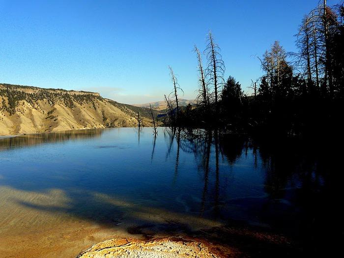 Национальный Парк Йеллоустоуна (Yellowstone National Park) 69521