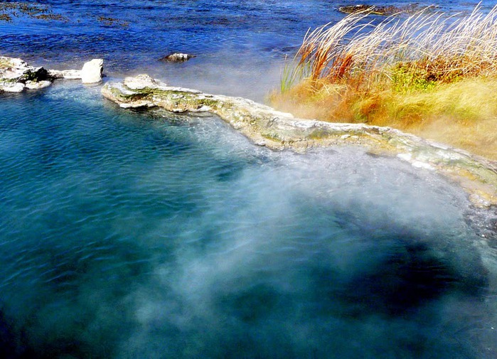 Национальный Парк Йеллоустоуна (Yellowstone National Park) 98416