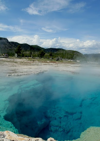 Национальный Парк Йеллоустоуна (Yellowstone National Park) 74533