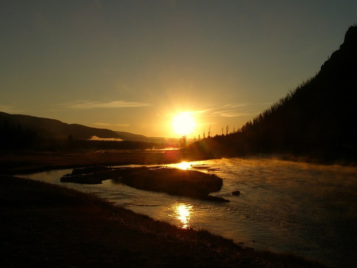 Национальный Парк Йеллоустоуна (Yellowstone National Park) 58067