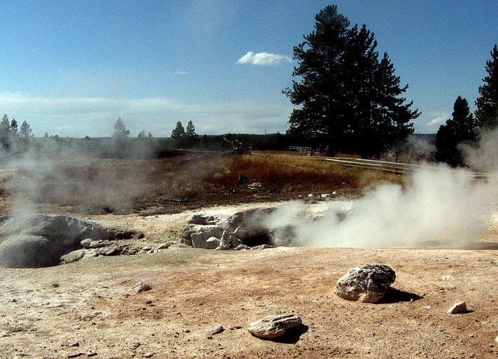 Национальный Парк Йеллоустоуна (Yellowstone National Park) 10830