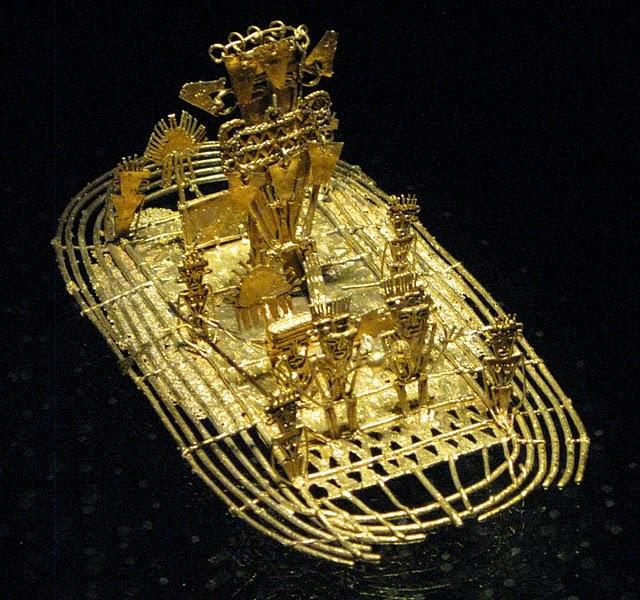 Museo de Oro- Музей Золота 68427