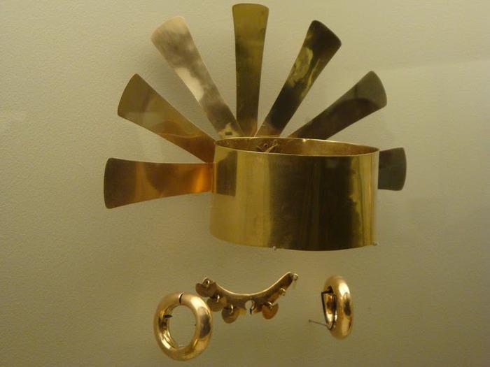 Museo de Oro- Музей Золота 10387