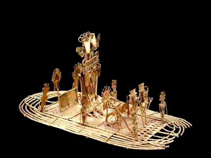 Museo de Oro- Музей Золота 32772