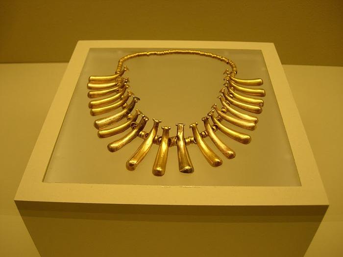 Museo de Oro- Музей Золота 54700