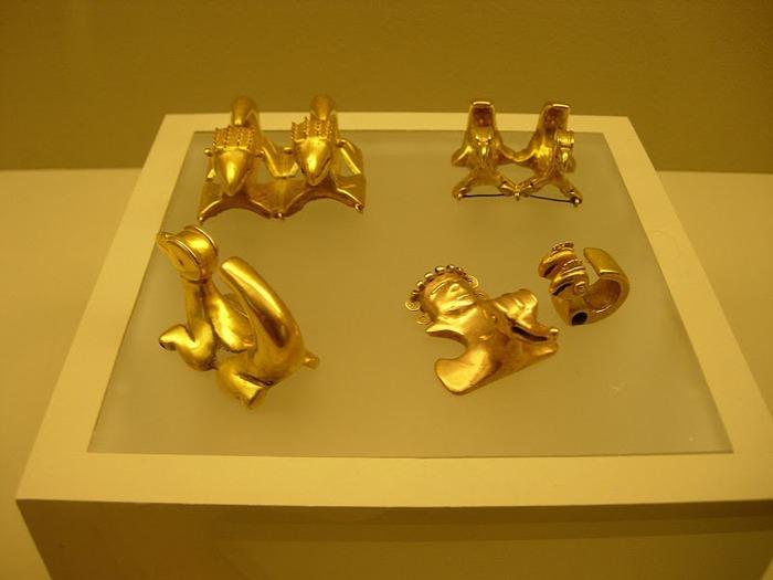 Museo de Oro- Музей Золота 57269