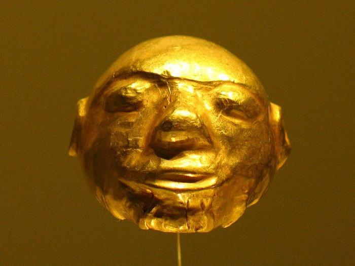 Museo de Oro- Музей Золота 74532