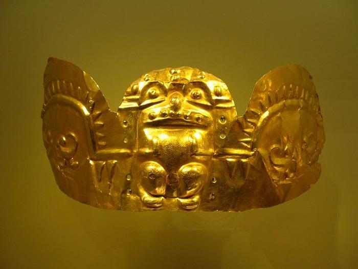 Museo de Oro- Музей Золота 15889