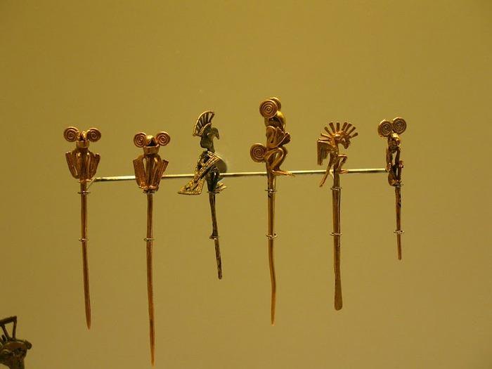 Museo de Oro- Музей Золота 53806