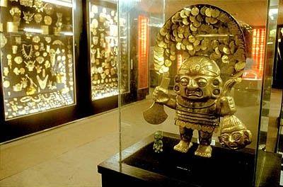 Museo de Oro- Музей Золота 38276