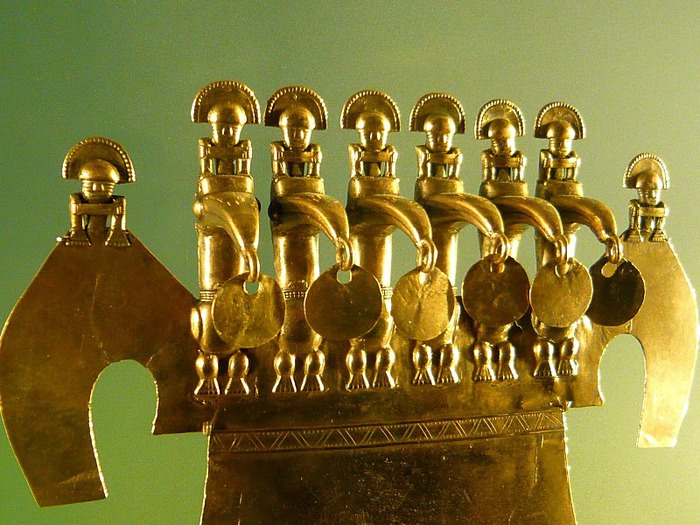 Museo de Oro- Музей Золота 59572