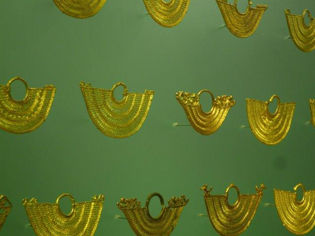 Museo de Oro- Музей Золота 12204