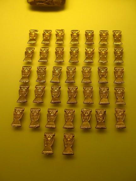 Museo de Oro- Музей Золота 19814