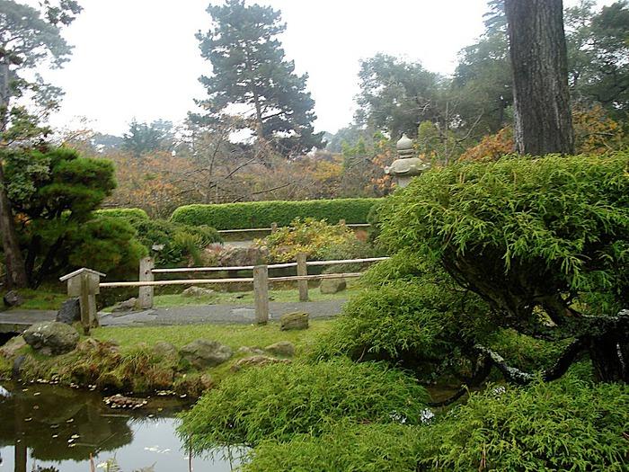 Японский чайный сад -(Hakone Japanese Tea Garden) 62829