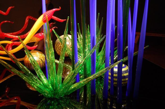 Музей изящных искусств (De Young Museum) -коллекция Dale Chihuly Glass Exhibit 99155