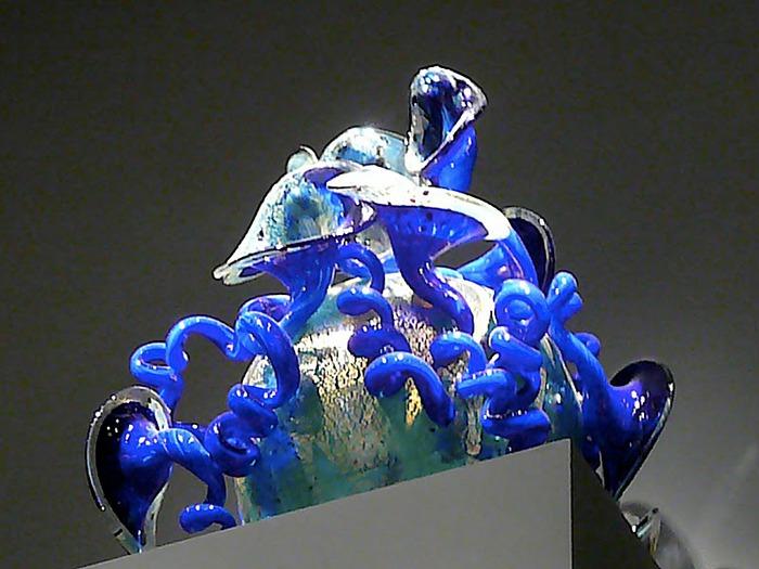 Музей изящных искусств (De Young Museum) -коллекция Dale Chihuly Glass Exhibit 74028