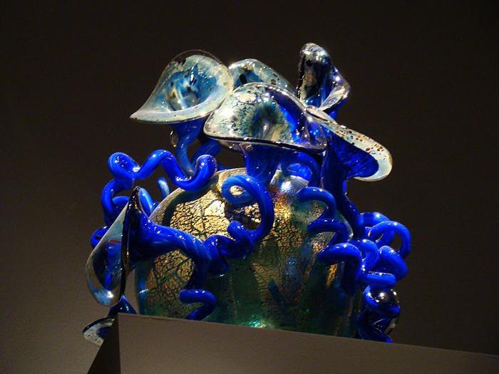Музей изящных искусств (De Young Museum) -коллекция Dale Chihuly Glass Exhibit 31187