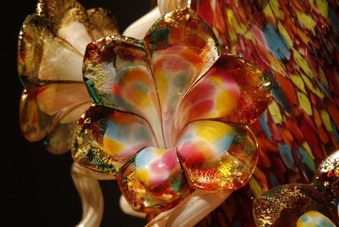 Музей изящных искусств (De Young Museum) -коллекция Dale Chihuly Glass Exhibit 53139