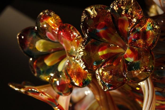 Музей изящных искусств (De Young Museum) -коллекция Dale Chihuly Glass Exhibit 26320
