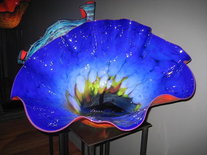Музей изящных искусств (De Young Museum) -коллекция Dale Chihuly Glass Exhibit 91577