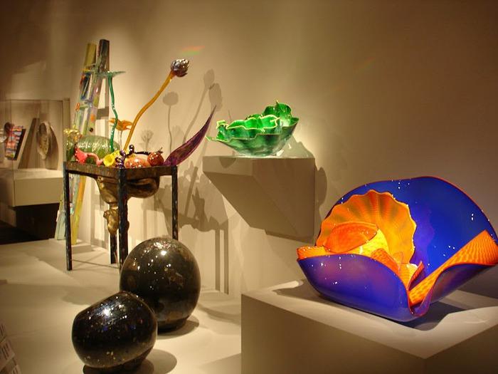 Музей изящных искусств (De Young Museum) -коллекция Dale Chihuly Glass Exhibit 86030