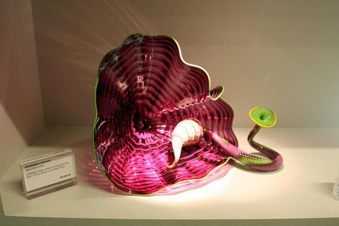 Музей изящных искусств (De Young Museum) -коллекция Dale Chihuly Glass Exhibit 66525
