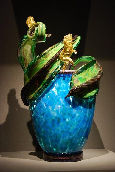 Музей изящных искусств (De Young Museum) -коллекция Dale Chihuly Glass Exhibit 66307