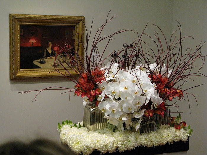 The 24th Annual Bouquet to Art (DeYoung museum, Сан Франциско) 19816