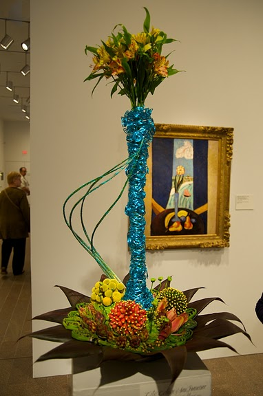 The 24th Annual Bouquet to Art (DeYoung museum, Сан Франциско) 86390
