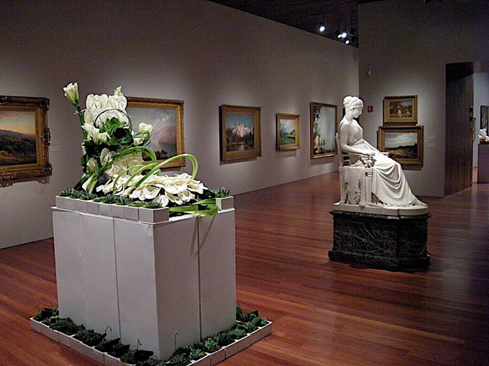 The 24th Annual Bouquet to Art (DeYoung museum, Сан Франциско) 79093