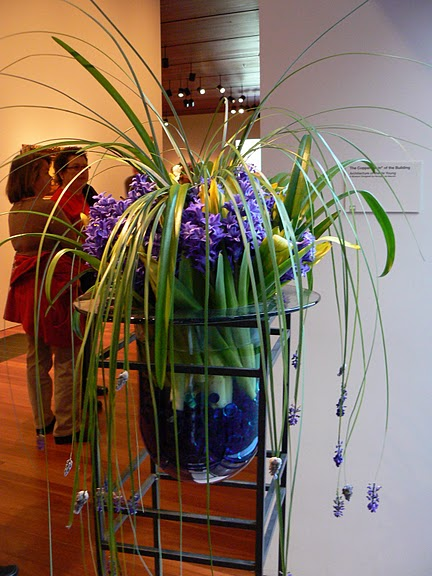 The 24th Annual Bouquet to Art (DeYoung museum, Сан Франциско) 49248