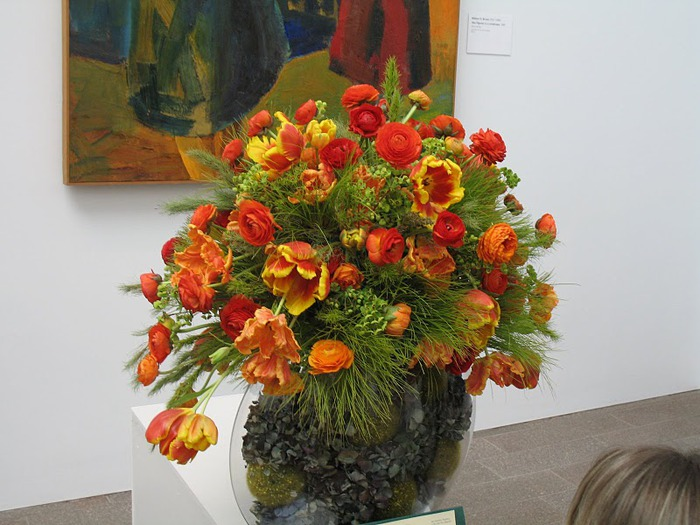 The 24th Annual Bouquet to Art (DeYoung museum, Сан Франциско) 69689
