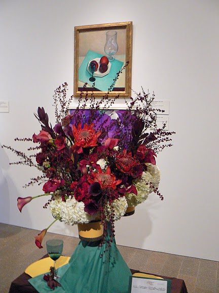 The 24th Annual Bouquet to Art (DeYoung museum, Сан Франциско) 89413