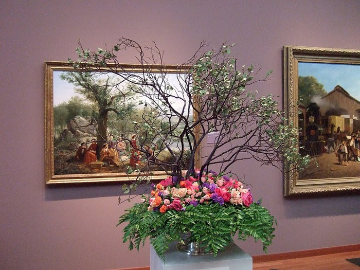 The 24th Annual Bouquet to Art (DeYoung museum, Сан Франциско) 39110