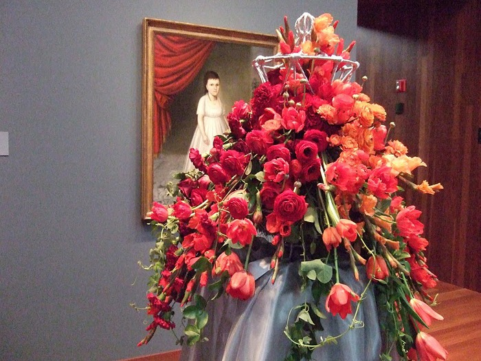 The 24th Annual Bouquet to Art (DeYoung museum, Сан Франциско) 51614