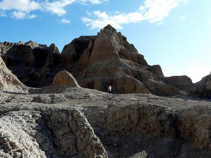 Национальный парк Badlands 98446